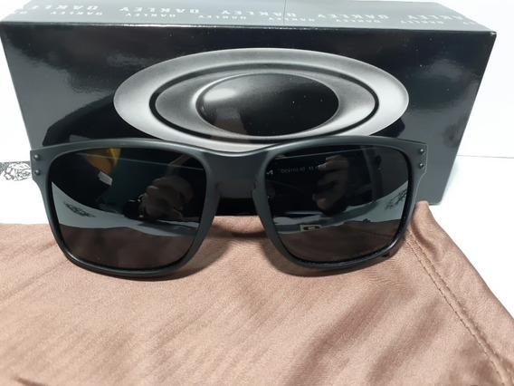 Oculos Oakley Polarizado Holbrook Marrom Ou Preto