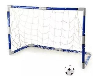 Arco De Futbol Niños+pelota 110x130x50cm / Open-toys 139 Ea