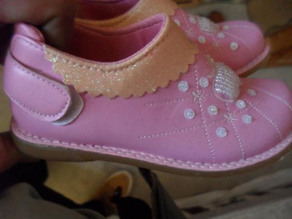 Zapatos De Niña Talla 28