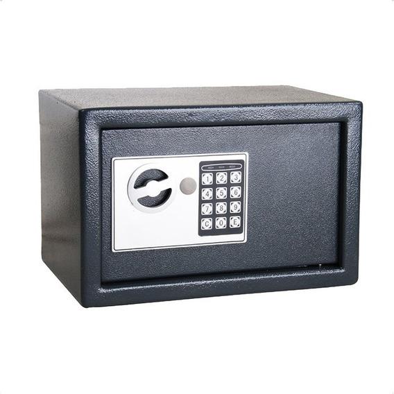 Caja Fuerte Seguridad Digital Daza Pared Piso 31x20x20cm