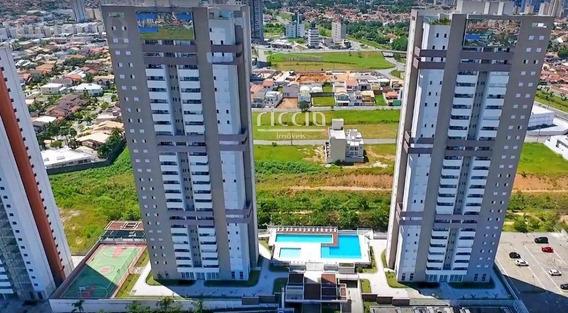 Lindo E Decorado Apartamento De 94 M² Condomínio Vie Nouvelle Taubaté - Ap1887
