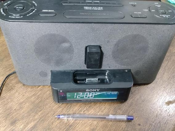 Caixa De Som Base iPod Sony Dreams Machine (15)