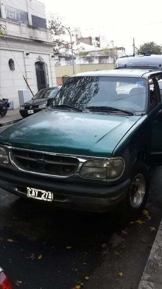 Ford Explorer 4.0 Xlt 4x2 1998 Permuto