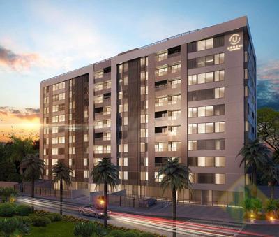 Lançamento! - Apartamento Com 1 Dormitório À Venda, 43 M² Por R$ 359.000 - Manaíra - João Pessoa/pb - Cod Ap0786 - Ap0786
