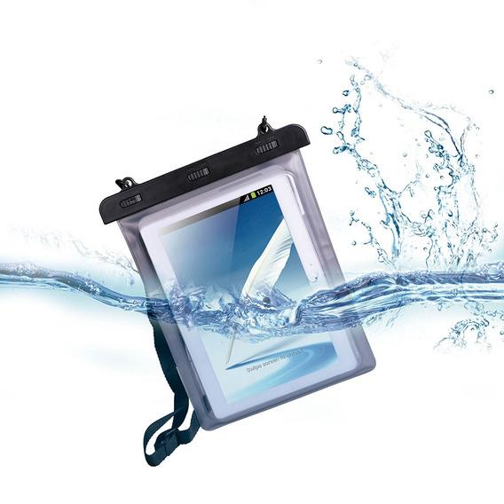 Capa Case Protetor Impermeável Universal Para Tablet C3 Tech