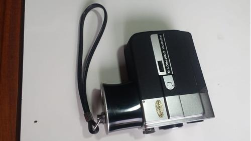 Câmera Super 8 Konica Compact 8 Funcionando