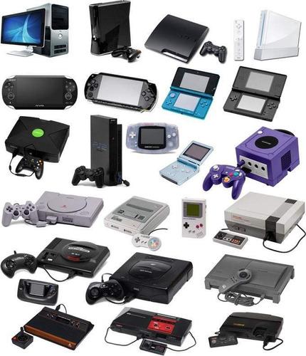 Reparacion De Consolas Ps4 Ps3 Ps2 Ps1 Xbox X Nintendo Psp