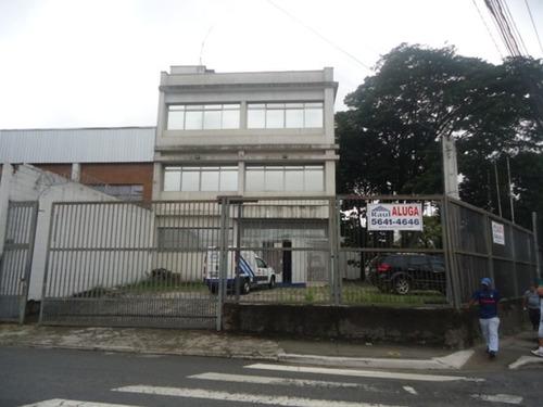 Locação Prédio - Socorro, São Paulo-sp - Rr3162