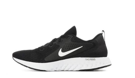 Zapatillas De Hombre Running Nike Negro Legend React 48 14us