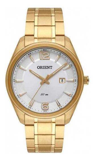 Relógio Orient Mgss1165 S2kx Dourado