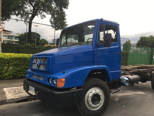 Mb 1214 No Chassi 1991/91 Toco