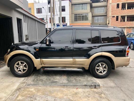 Mitsubishi Montero Automático