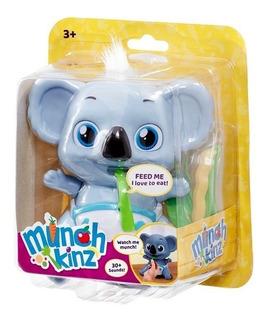 Muñeco Mascota Munchkinz Animalitos Interactivo 30 Sonidos