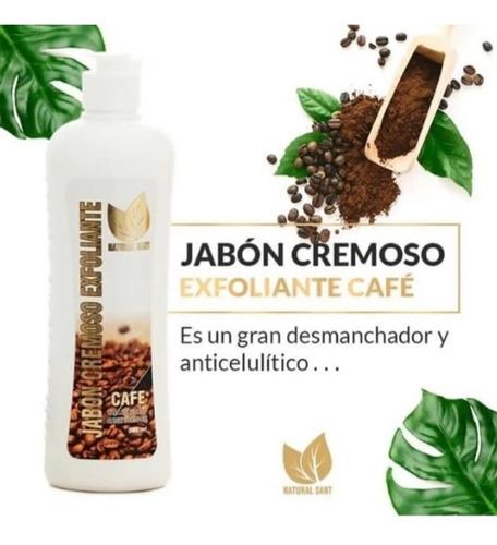 Jabon De Cafe, Exfoliante Cremoso - mL a $19