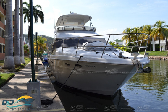 Sea Ray 56 Pies Sedan Bridge Año 2000