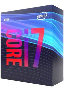 Micro Procesador Cpu Intel Core I7-9700 S1151 9na Box Nuevo