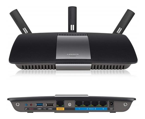 Roteador Cisco Linksys Ac1900 / Ea6900 Melhor Do Mundo
