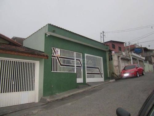 Casa Residencial À Venda, Itaquera, São Paulo. - Ca3393