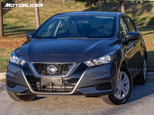 Imagen 1 de 14 de Nissan New Versa Sense Ex Full 2022 0km   Permuta / Financia