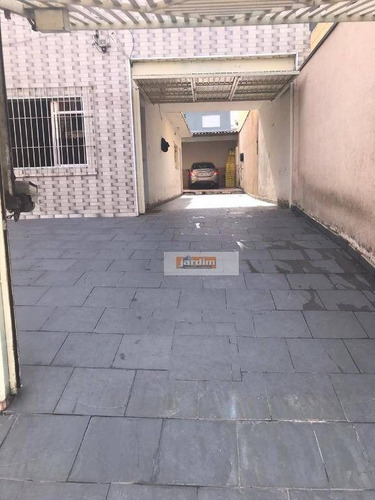 Sobrado Com 3 Dormitórios À Venda, 189 M² - Rudge Ramos - São Bernardo Do Campo/sp - So2572