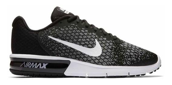 Zapatillas Nike Air Máx Sequent 2 Nuevas Sin Uso. Talle 37