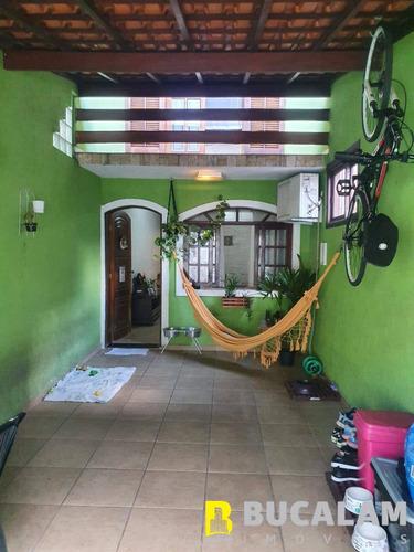 Imagem 1 de 12 de Casa Para Venda No Jardim Monte Alegre - 4302-p