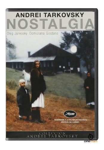 Nostalgia Andrei Tarkovskiy Pelicula Dvd