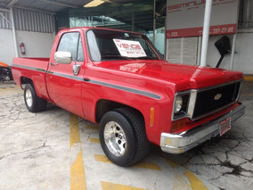 Chevrolet C/k Pick-up 2 Pt 6 Cil 1973