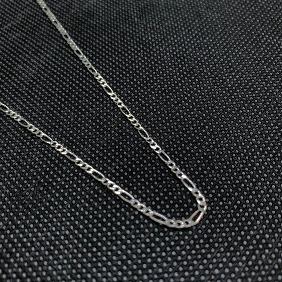 Cadena De Plata 925 Eslabones Mini Mod. 3