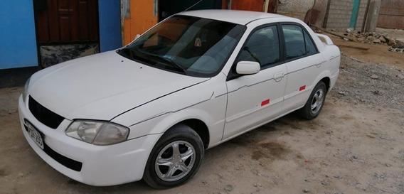 Vendo Mi Carrito Mazda. Año 1999 Modelo 2000 Uso Personal