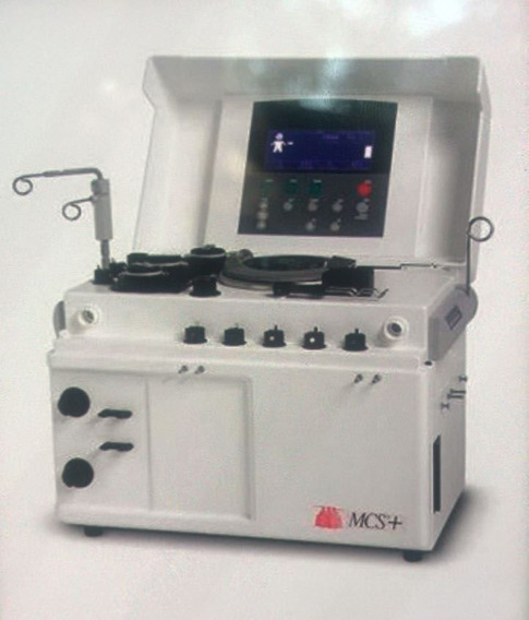 Maquinas De Aferesis Haemonetics Mcs+9000