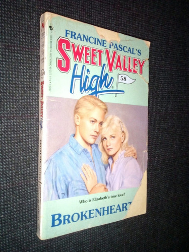 Coleccion Sweet Valley High Francine Pascal's