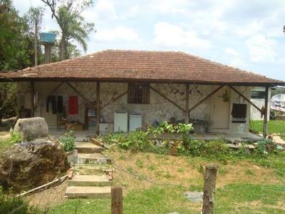 Casa Localizada No São João Da Graciosa Em Morretes. - Ca0026