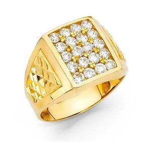 Anel Ouro Masculino 18k 750 Forrado Jóia Ouro Promoção Luxo