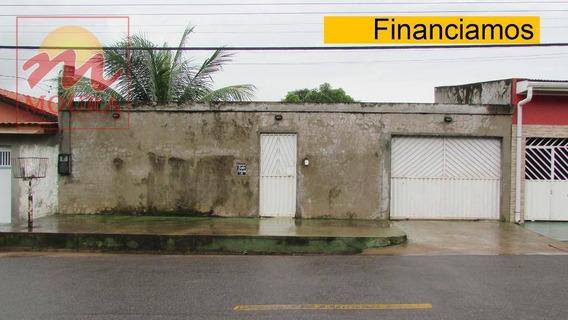 Casa Residencial À Venda, Zerão, Macapá. - Ca0433