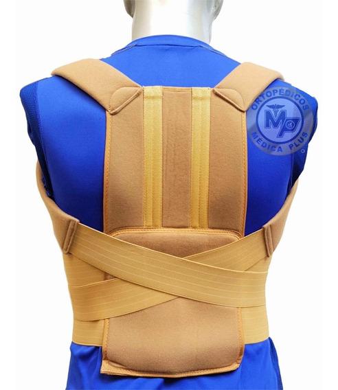 Soporte Faja Corrector De Postura Ortopedica Acojinado