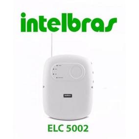 Central Cerca Elétrica Intelbras High Power Elc 5002 20.000v