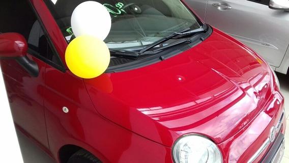 Fiat 500 1.4 Cult Flex Dualogic 3p 2014