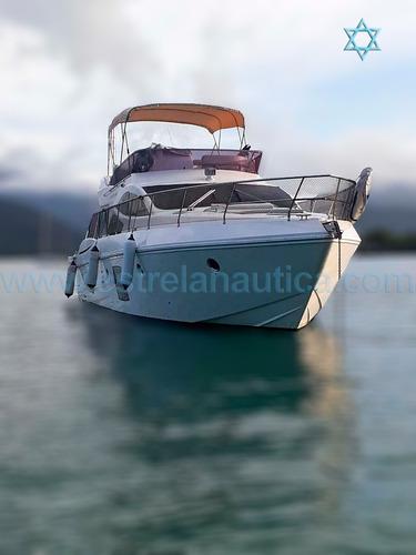 Lancha Phantom 500 Fly Barco Iate N Azimut Fishing Cimitarra