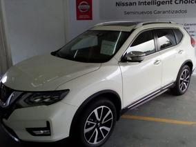 Nissan X-trail 2.5 Exclusive 2 Row Cvt 2018 Blanco