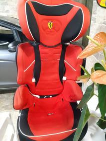 Cadeira Cadeirinha Poltrona De Carro - Ferrari - De 9 À 36kg