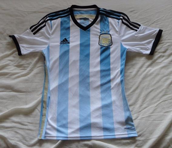 Camiseta Argentina Afa adidas # Garay # 2, Talle S