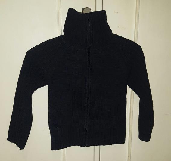 Sweater, Campera Lana, Azul Marino, Niños