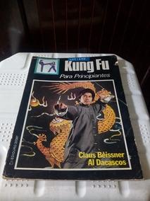 Livro Kung Fu Para Principiantes (arte Marcial)