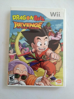 Dragon Ball Revenge King Picolo Wii