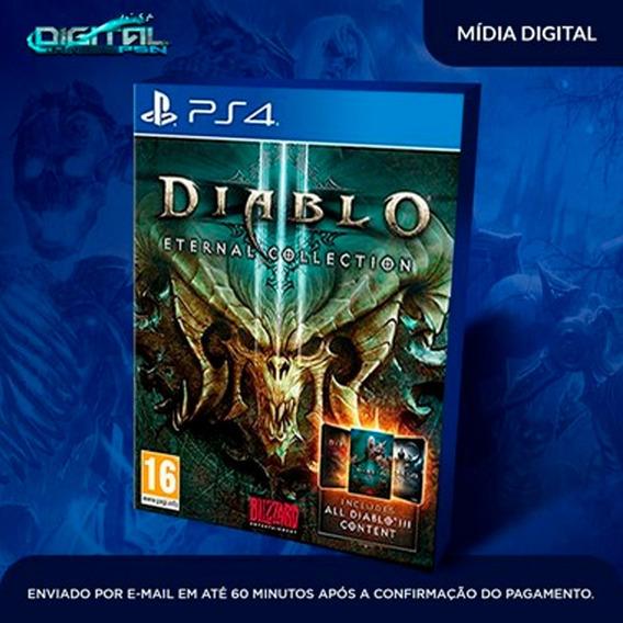 Diablo Iii: Eternal Collection Ps4 Original 1 Psn Envio Hj