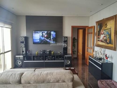 Imagem 1 de 15 de Apartamento 3 Dormitórios 3 Vagas No Tatuapé! - Pp19733