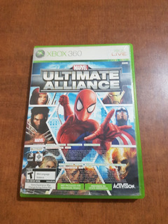 Ultimate Alliance Y Forza 2 Para Xbox 360