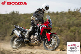 Honda Africa Twin Crf1000l Dct Automatica Power Bikes!!!