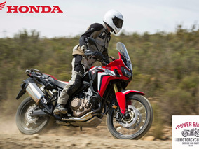 Honda Africa Twin Crf1000l Dct Automatica Power Bikes!!!